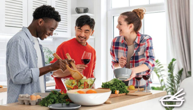 ชวนทำอาหารคลีนง่ายๆ สำหรับมือใหม่